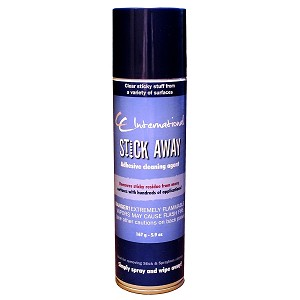Stick Away Adhesive Remover