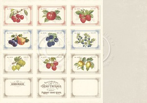 Pion Design - Labels - Siri's Kitchen
